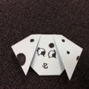 How To Make An Oragami Dog