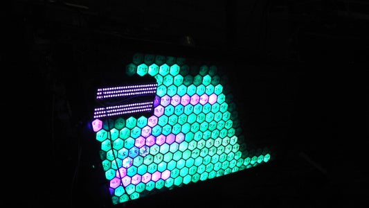 Map the LEDs