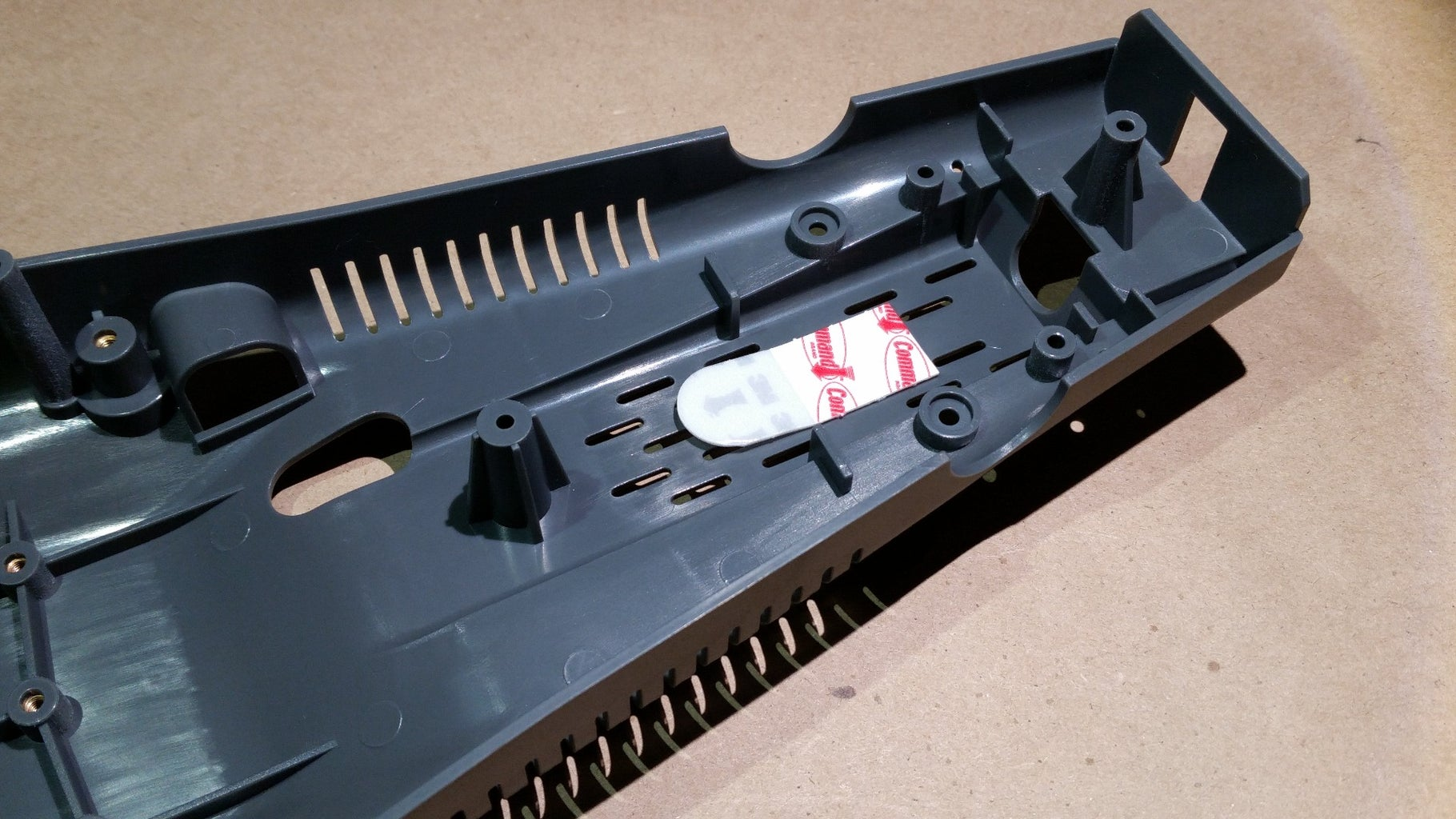 Install the FPV Transmitter