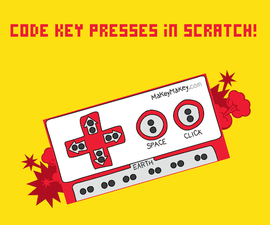 Scratch Month: Coding Makey Makey Key Presses for IPad