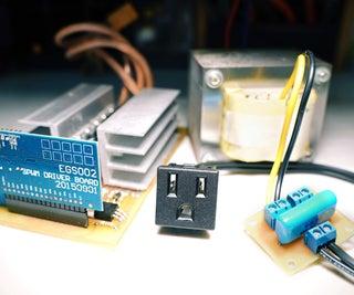 DIY廉价1000W纯正弦波逆变器(12V至110V / 220V)