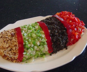 """Chicken Salad Log (AKA Chicken """"GLOP"""") With Variations"""