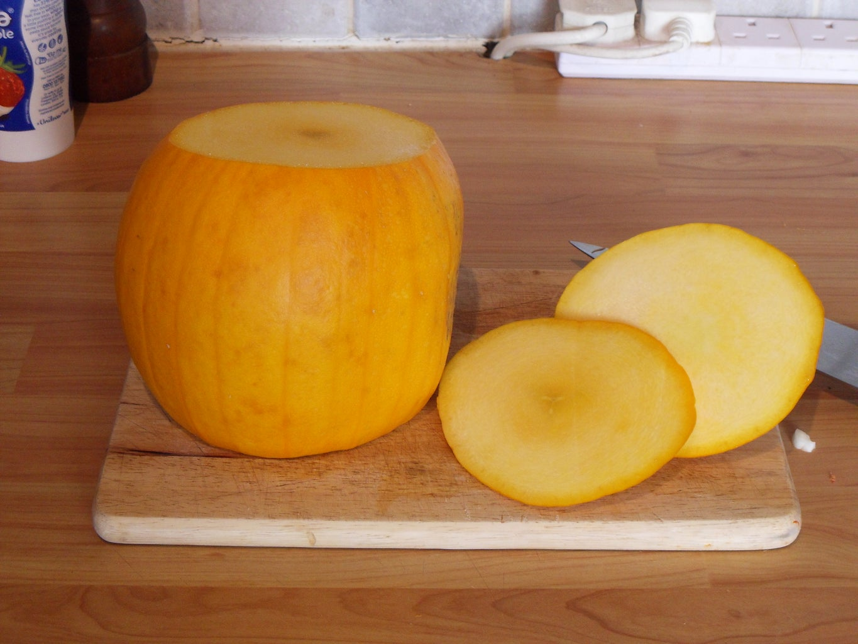 Prepare the Pumpkin