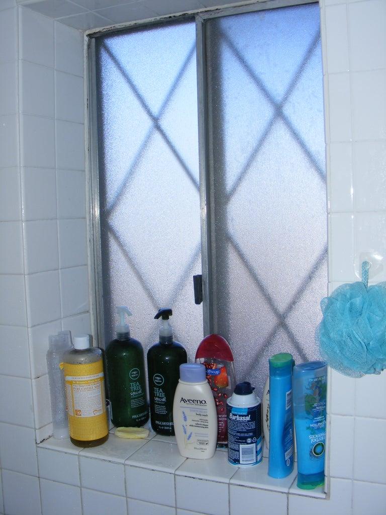 Bubble Wrap Storm Window  (Insert)