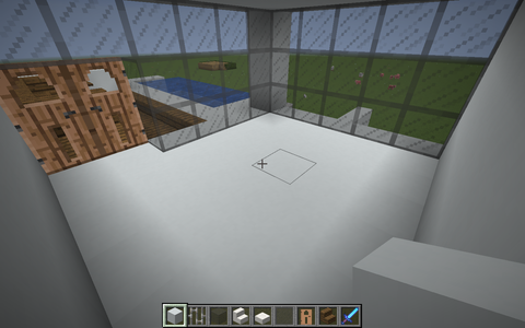 Room Next to Infinity Pool