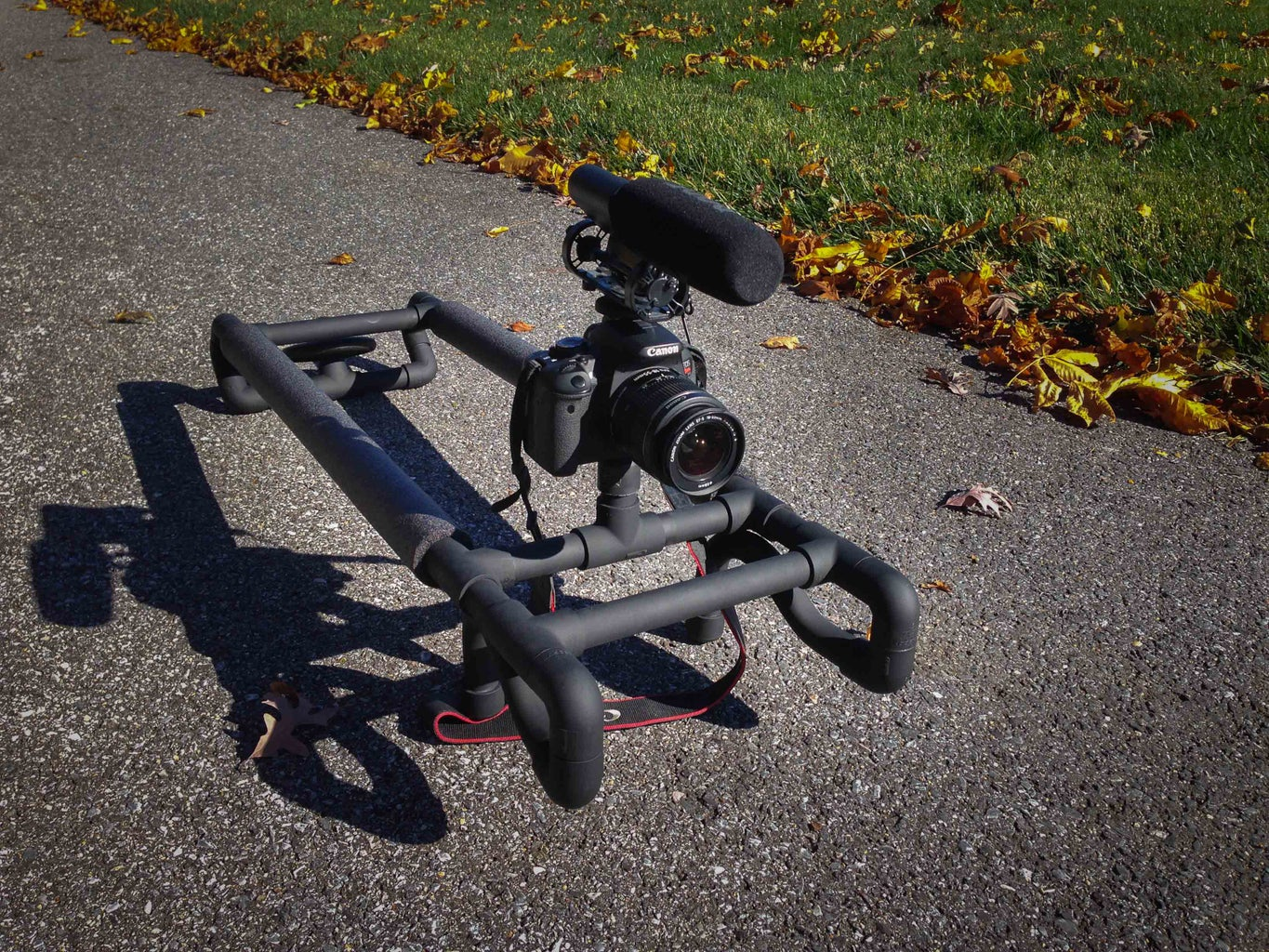 Low Cost Video Stabilizer