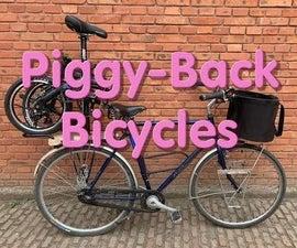 Piggy-Back Bicycles