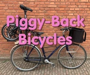 Piggy-Back Bicycles