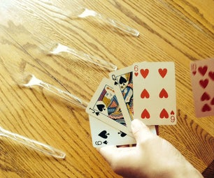How to Play Spoons Our Way