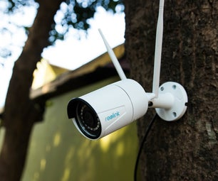 How to Solar Power Your Home Security Camera