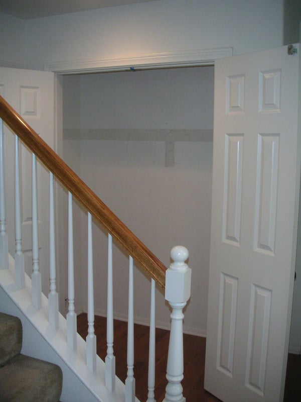 How to Convert a Closet Into a Mini Wine Cellar