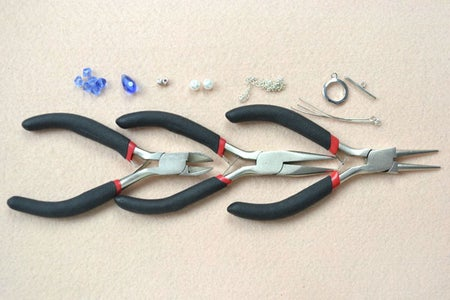 Materials Needed in DIY Chain Link Necklace: