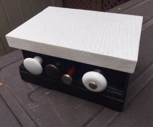 """Skunk Box"" Puzzle Box"