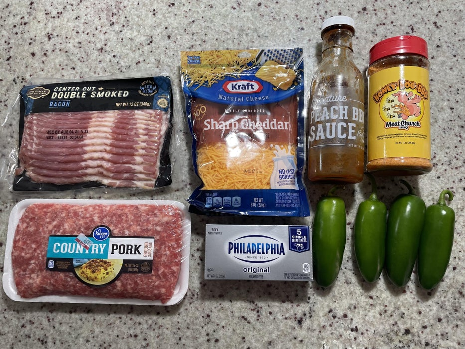 Ingredients and Supplies