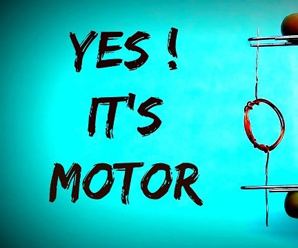 DIY: Electric Motor #