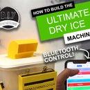 终极干冰雾机-蓝牙控制,电池供电和3D打印。