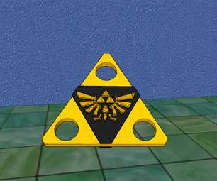 The Triforce Spinner