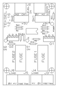 OPTO-MOSFET Driver