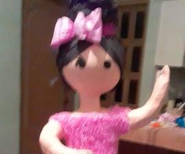 Hagamos Una Piñata En 3d De Reciclable
