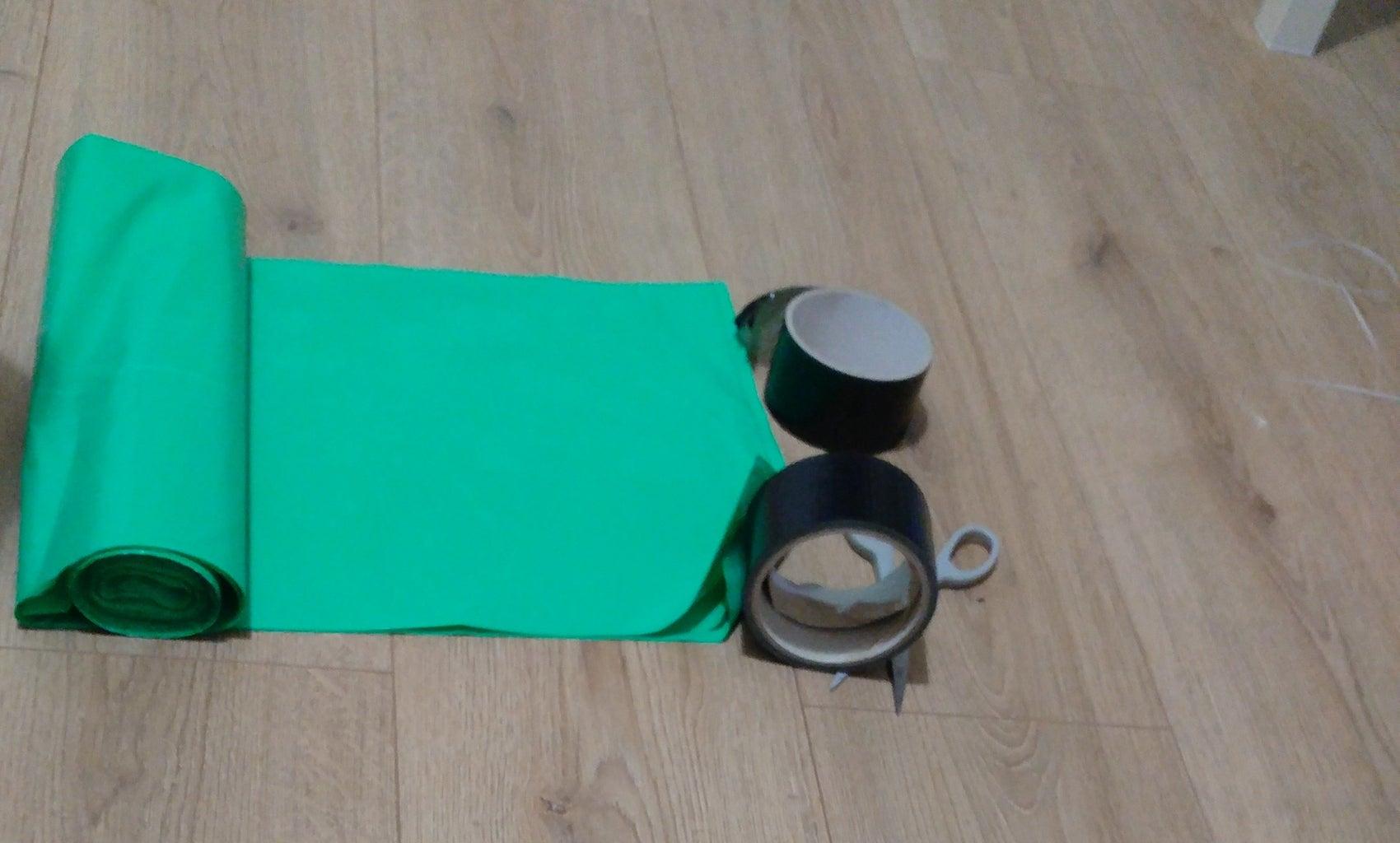 Homemade Low Budget Gym