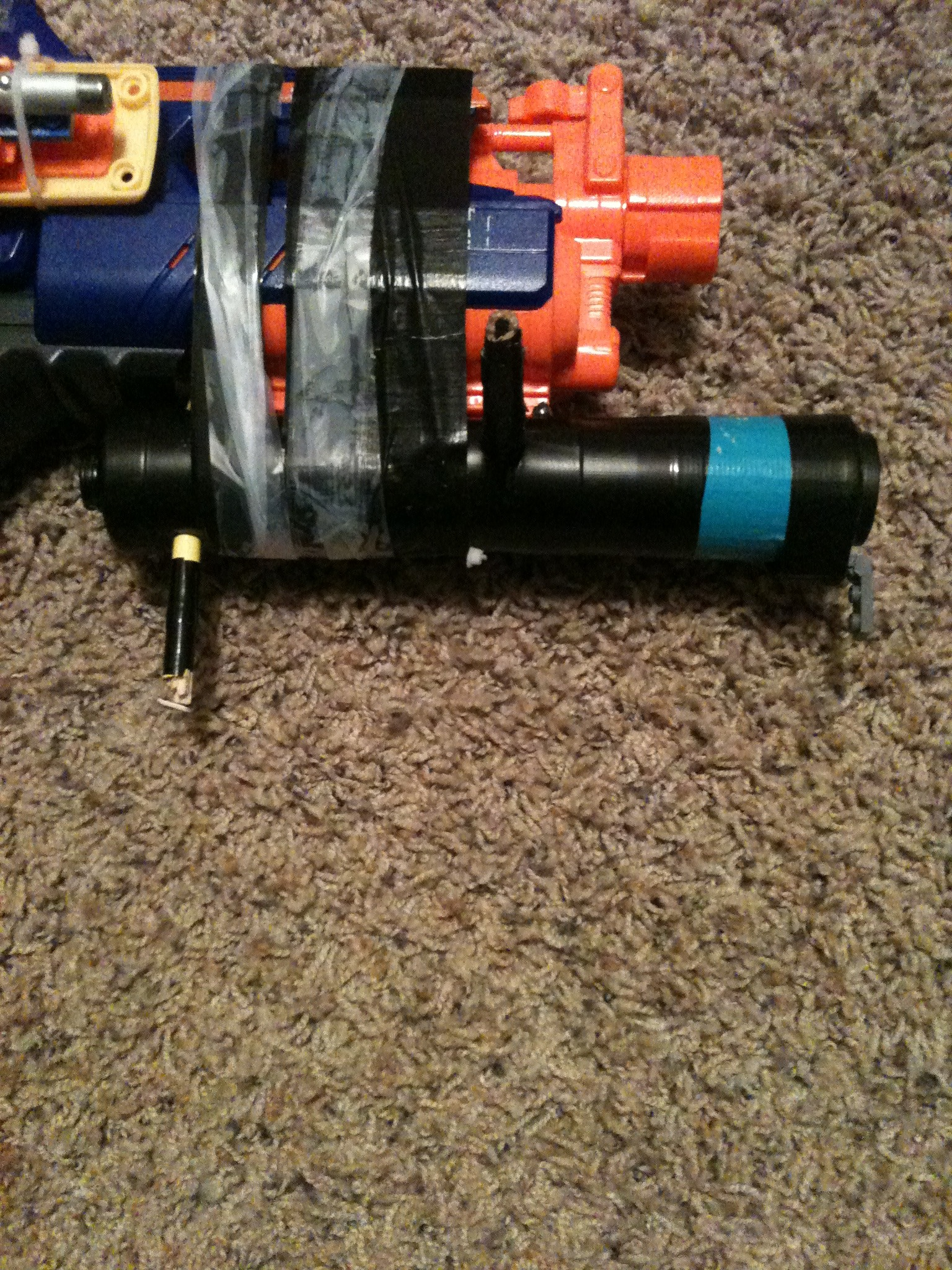 Nerf Grenade Launcher(demo)