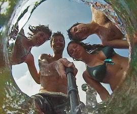 """Water Hole"" GoPro Selfie"