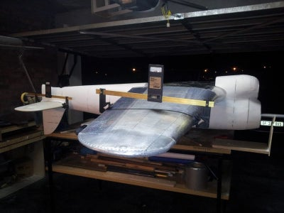 Fitting the Wing to the Fuselage