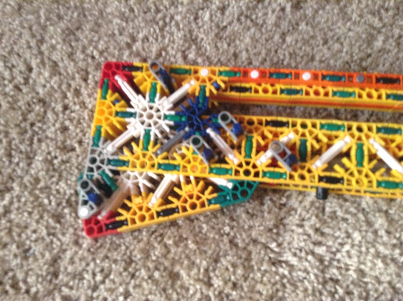 The Razor a Knex Rail Gun