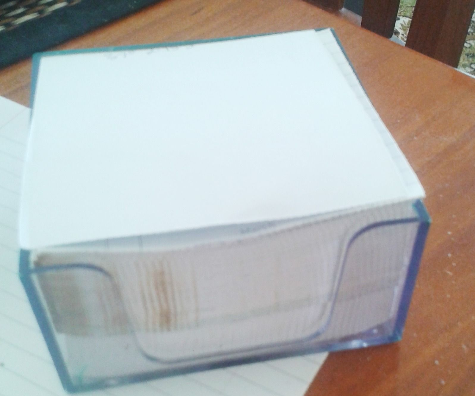 Making Scrap Paper