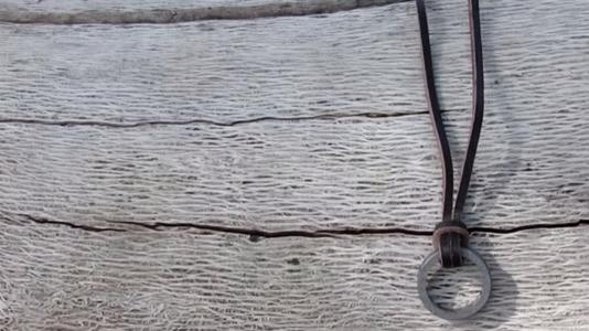 DIY Nathan Drake's Ring Necklace