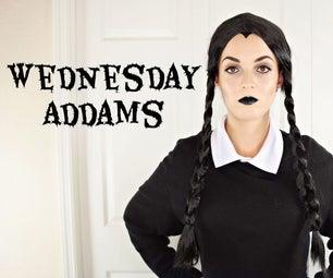 Wednesday Addams | Makeup Tutorial