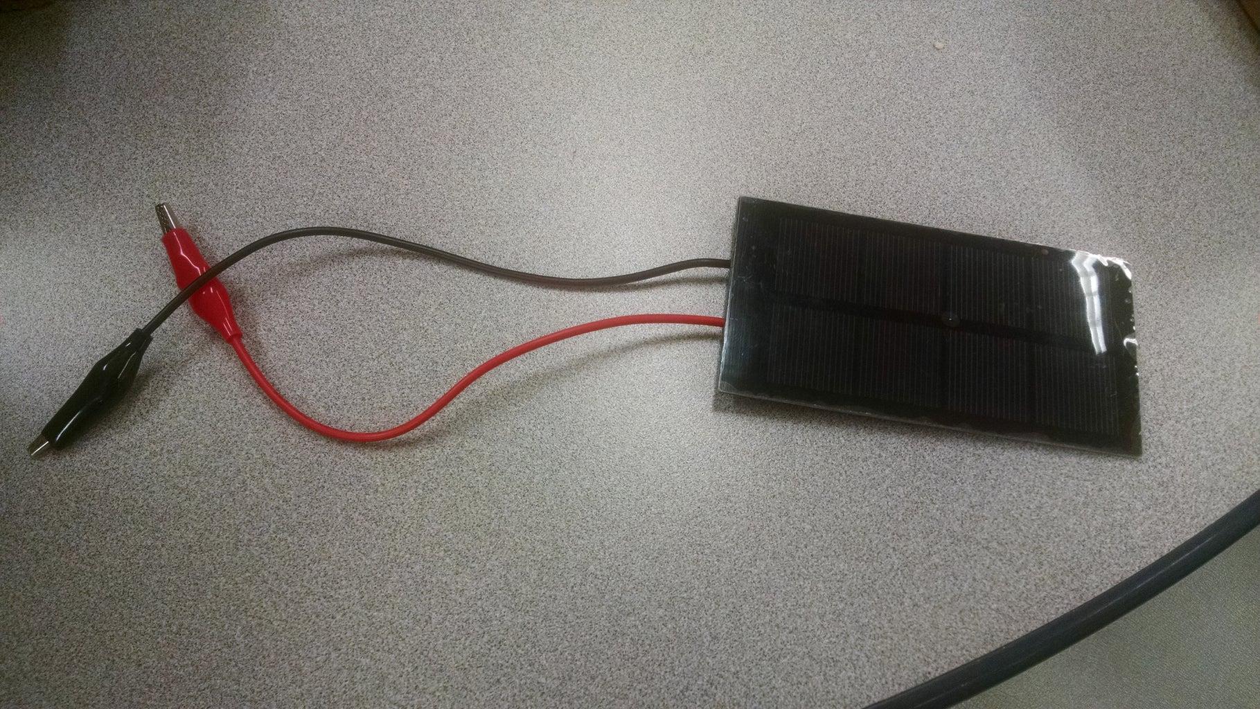 Connect Solar Panels