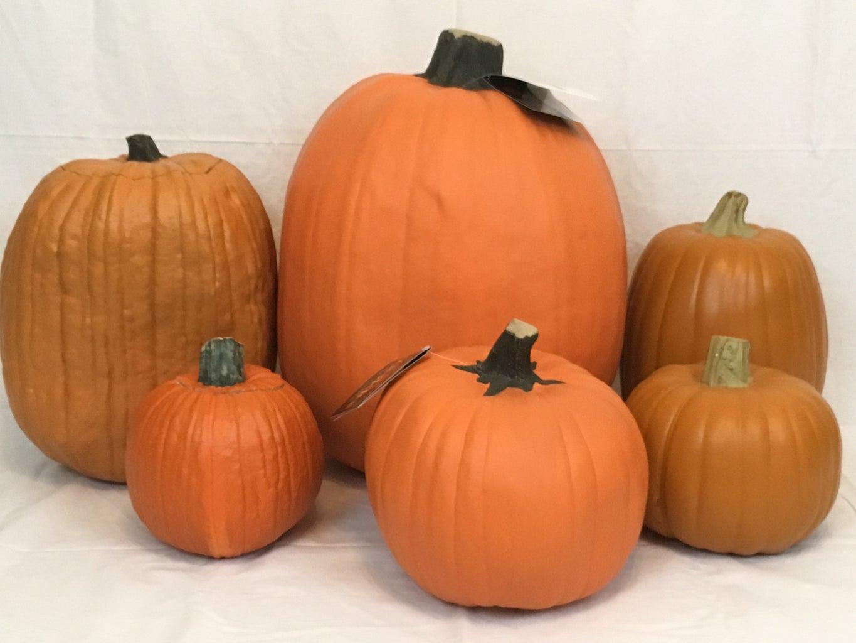 A Note on Types of Craft Foam Pumpkins