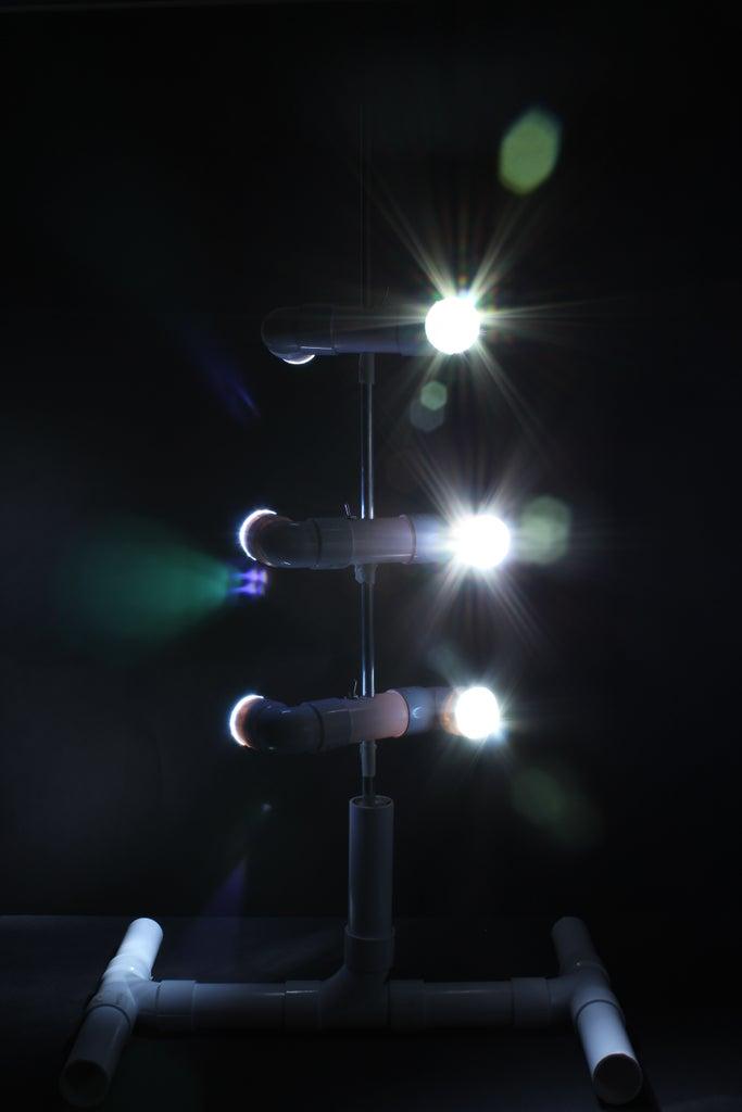 PVC Lighting Design