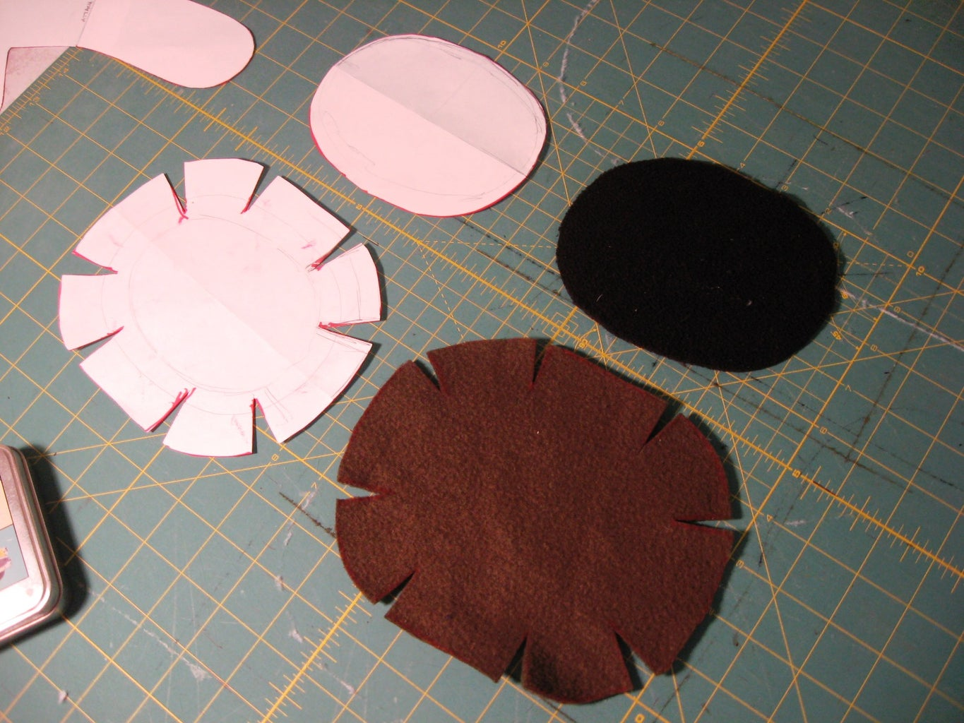 Turtle Shell Construction, Part 1