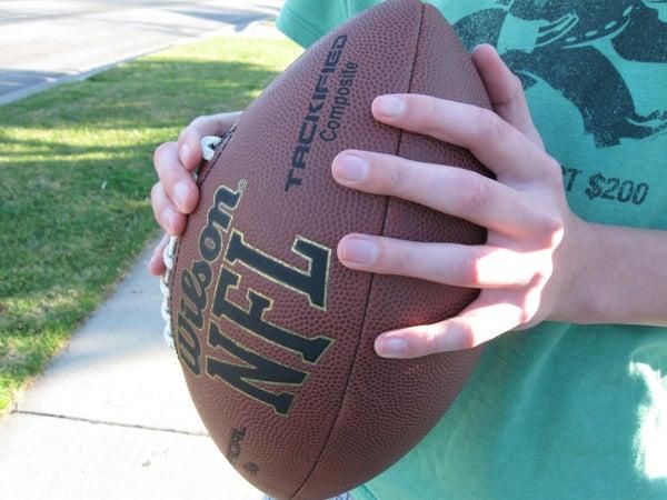 How to Throw a Football