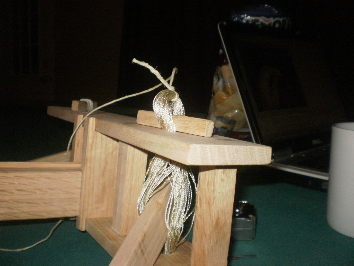 Attaching the Springs and Bow Limbs