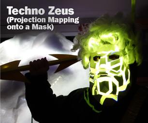 Techno Zeus Halloween Costume