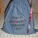 P*M*S* Emergency Survival Kit - SewUseful Contest Submission