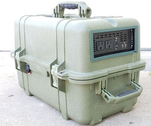 Portable Power Box