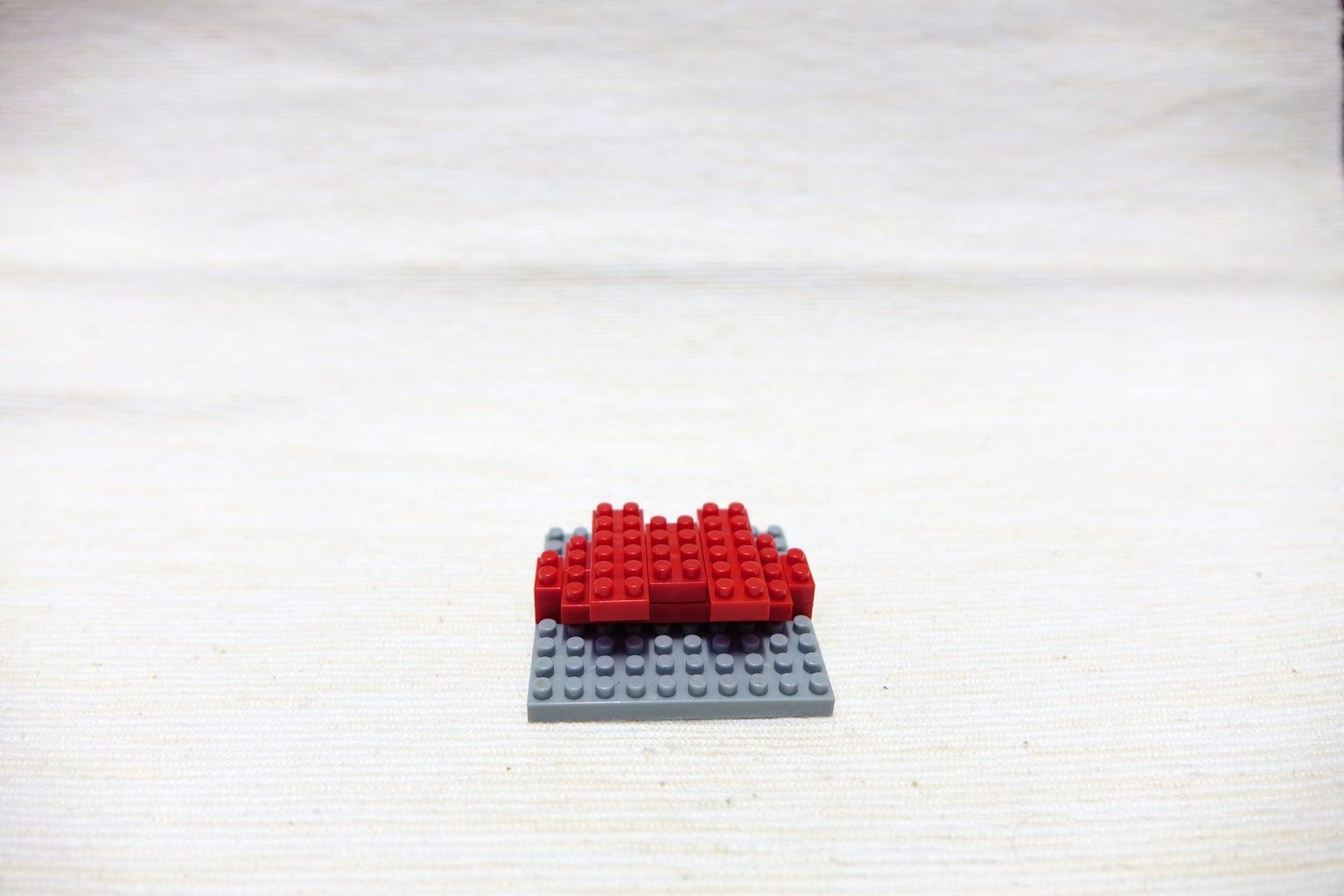 Red Block 2*6, 2*6