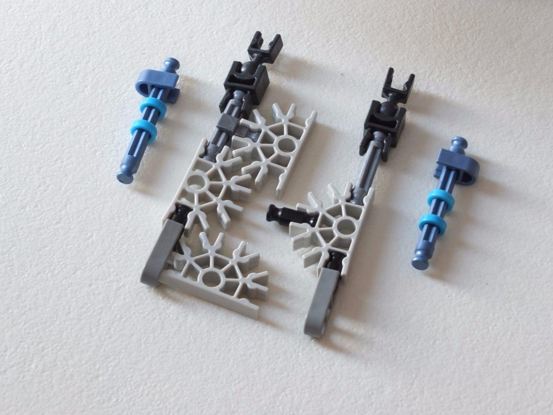 Side Elements & Boarding Ramp