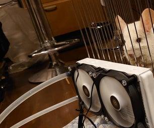 Pet Chinchilla Air Conditioner