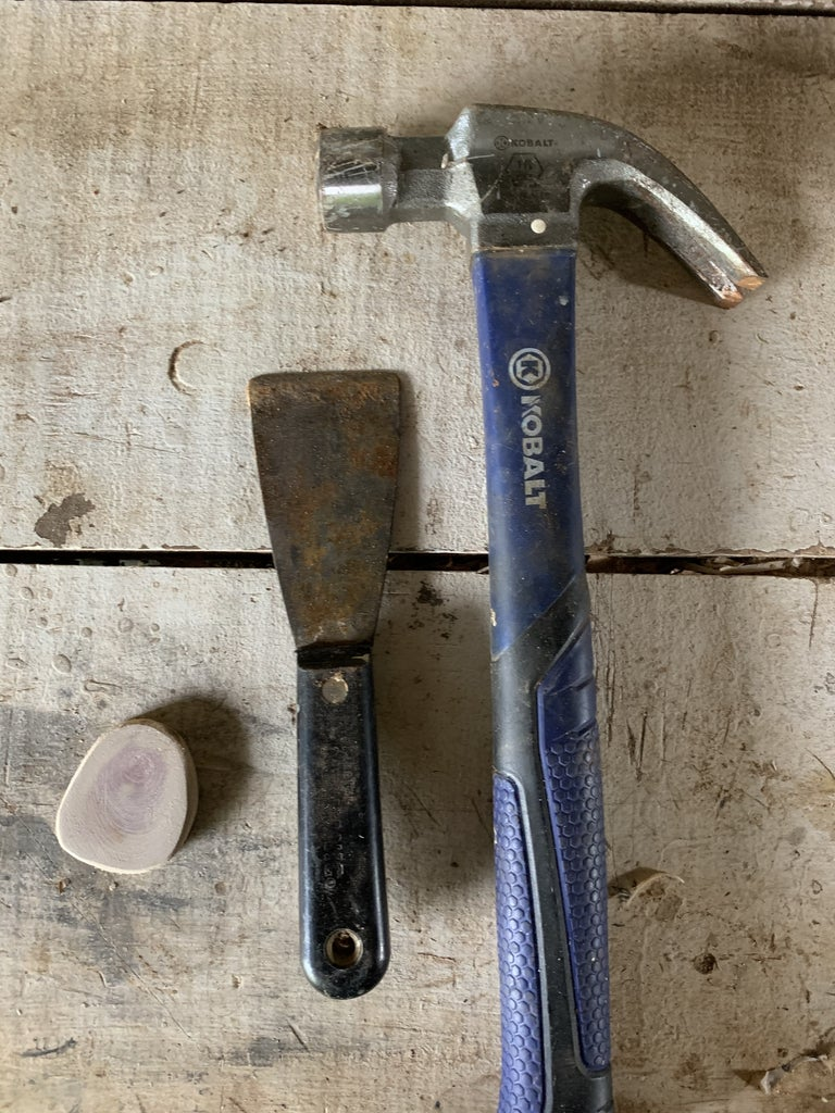 Making the Wood Pendant