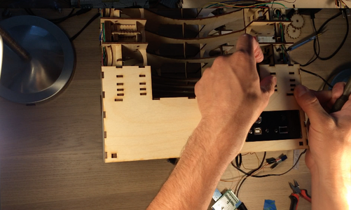 Box Component Mounting