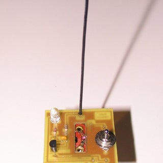 Static Electricity Detector