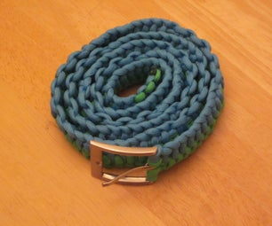 The Paracord Belt
