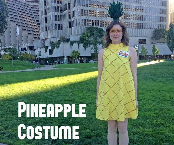 Pineapple Costume