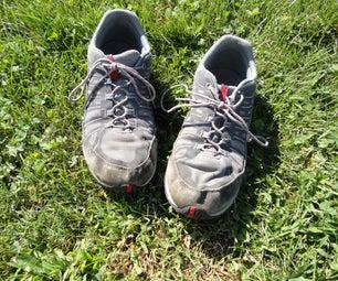 Walking Through Wet Grass, Problem Solved.
