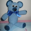 Blue the Memorial Teddy Bear